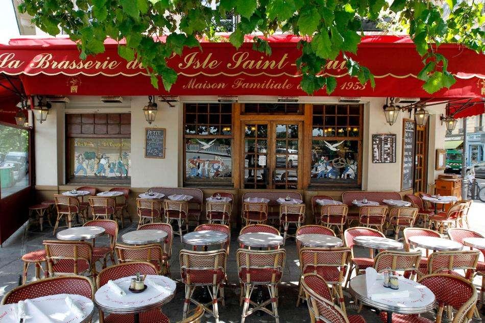Hôtel des Deux Iles - restaurant